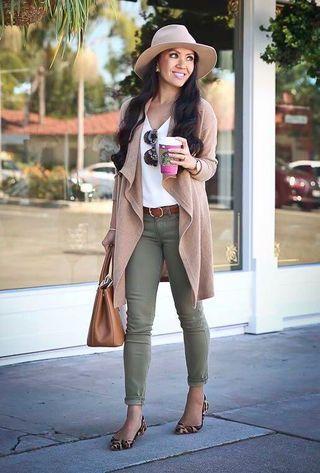 Instock! - BNWOT H&M Olive Green Super Skinny Jeans