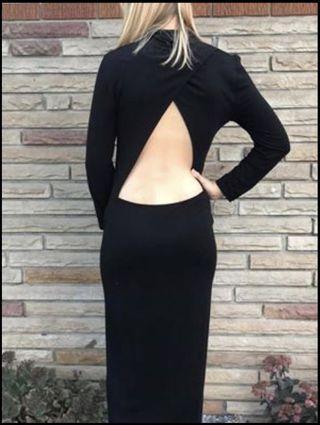 Sexy Babaton dress