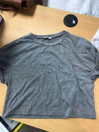Tobi crop T-shirt