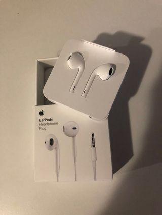 Authentic Apple Headphones
