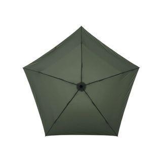 Amvel Pentagon72 Ultra-Lightweight Folding Umbrella (Khaki)