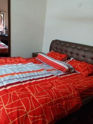 Bed Sheet Set (King Size)