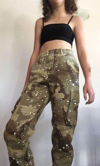 Missguided Camo Pants