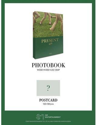 EXO PHOTOBOOK PRESENT GIFT