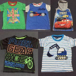 Take All Branded Tshirts for 1-2 years old