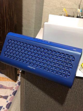 Creative Bluetooth speaker