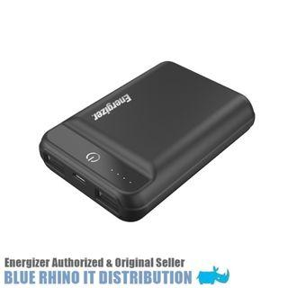 Energizer UE10032 (10000MAH) Compact Size Power Bank (Black)