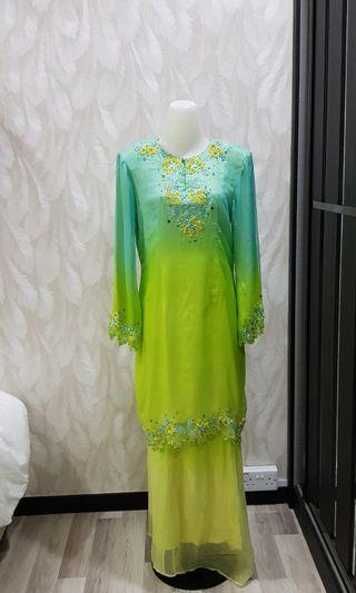 Elegant & Beautiful Baju Kurung #Raya