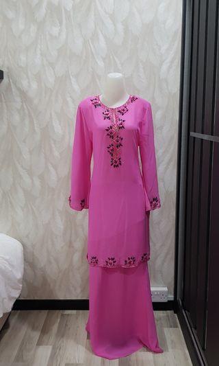 Beautiful & Elegant Baju Kurung #Raya
