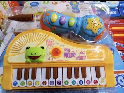 全新 鋼琴 麥克風