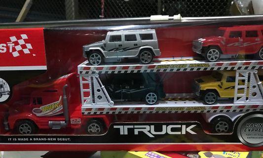 全新 大台車和4台車 長45 超取需要拆盒