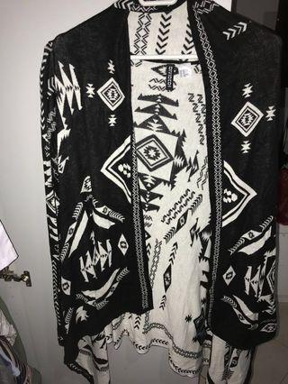 HnM long outer/sweater