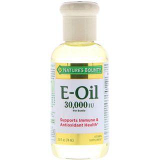 Nature's Bounty維他命E油 30,000IU(74ml)Vitamin E Oil