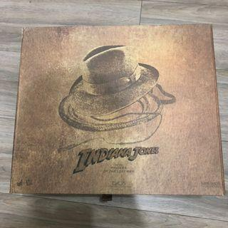 Hot Toys / Sideshow DXO5 Indiana Jones Raiders of lost Ark BOX ONLY