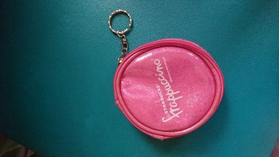 🚚 粉紅零錢包