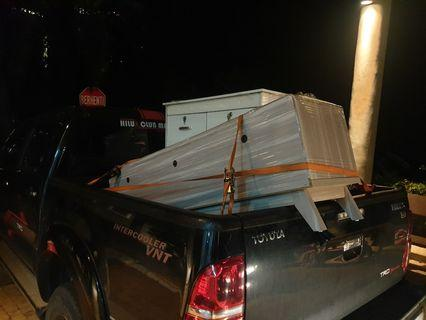Mover cabinet ikea transporter 4x4