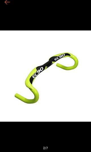 Carbob bycycle handle bar