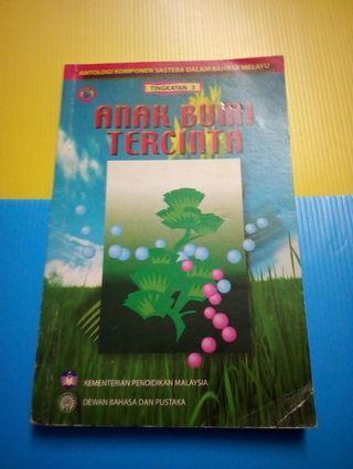 Buku Anak Bumi Tercinta