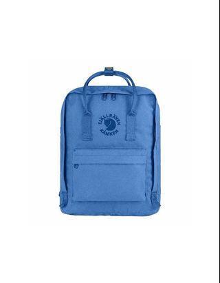 Fjallraven Re-Kanken Classic Backpack (UN Blue)