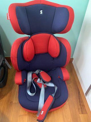 Snapkis Baby Car Seat