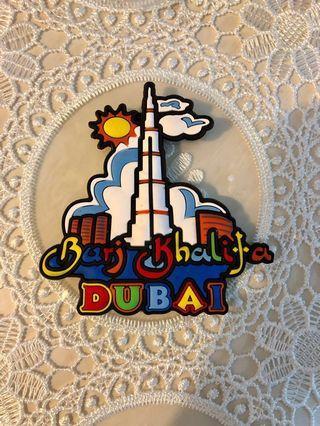 FRIDGE MAGNET DUBAI