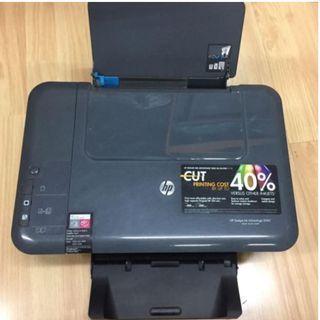 HP Deskjet Ink Advantage 2060 K110a All in One Printer