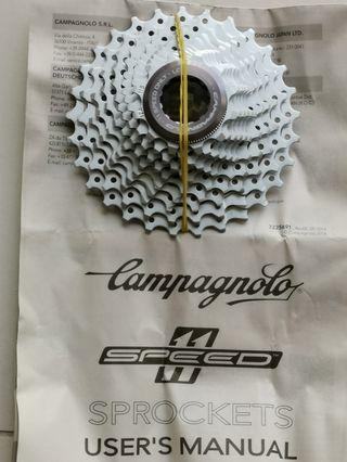 Campagnolo 11 speed cassette 12-29