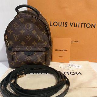 LV Mini Palm Spring New Authentic Tas Louis Vuitton