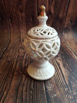 Bukhoor Burner Two (Traditional using Charcoal)