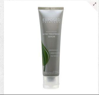🚚 Exposed skin care acne treatment serum