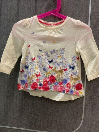 Mothercare tunic top / blouse