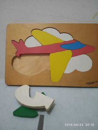 Imported Wooden Puzzles
