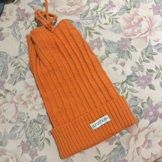 Kupluk / Topi Orange