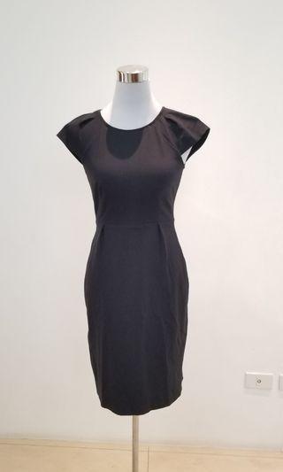 authentic kate spade black dress