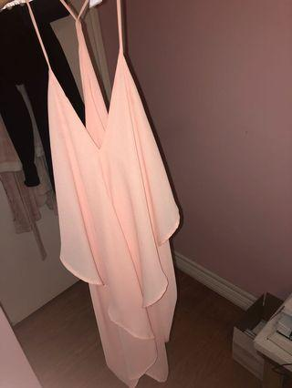 Honey Coral Dress