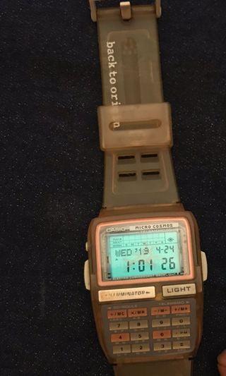 Casio Watch DBC 63 MICRO COSMO
