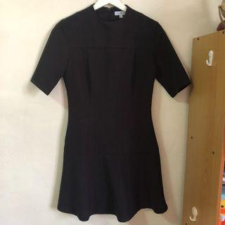 🚚 Love bonito black dropwaist dress