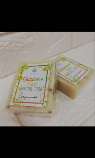 glutamansi soap