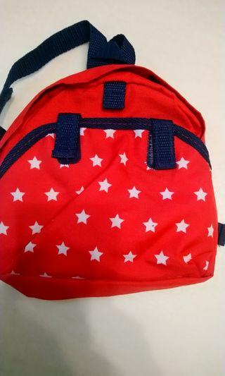 🚚 二手巧連智寶寶星星後背包