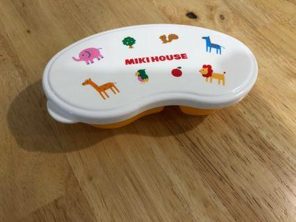Mikihouse snack box or purée maker