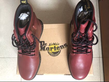 b3123c32c Dr. Martens Core Ath Leisure Newton Nw 8 Eye Boots