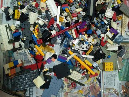Lego—大堆