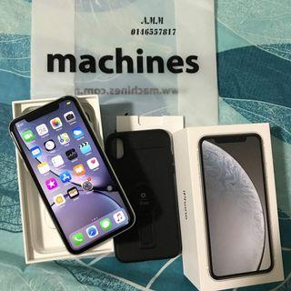 2 YEARS WARANTY IPHONE XR 64GB WHITE MYSET
