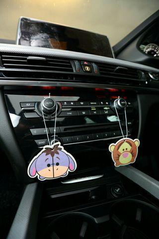 Car fresheners #MRTRaffles #MRTPunggol #MRTSerangoon