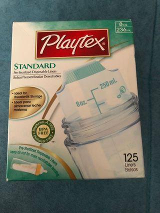 Playtex即棄奶袋