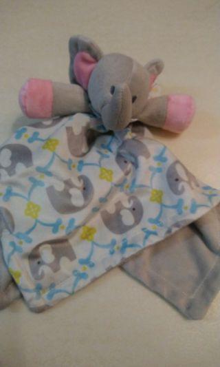 🚚 全新大象安撫巾