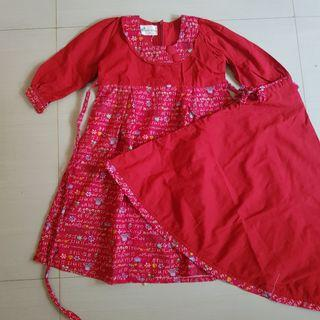 #cintaibumi Like New Gamis Set Mamanda
