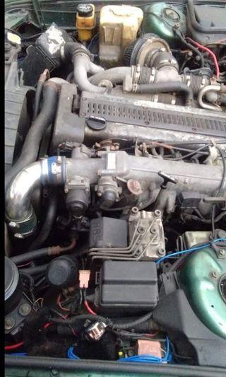 BMW old skool 740i 1jz gte