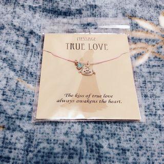 🚚 Disney -True love項鍊