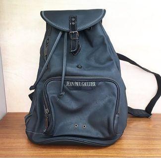Jean Paul Gaultier Vintage Flap Backpack